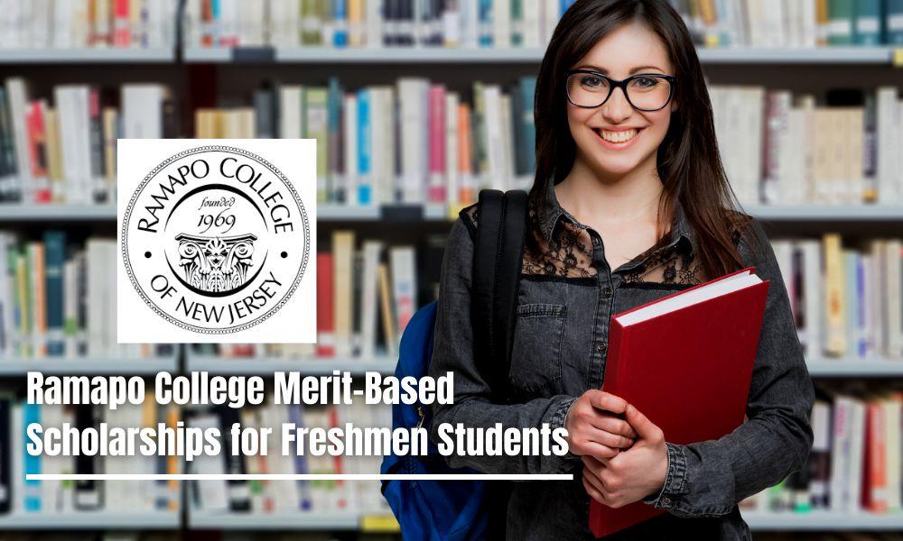 Ramapo College Merit-Based Scholarships for Freshmen Students for Fall 2021