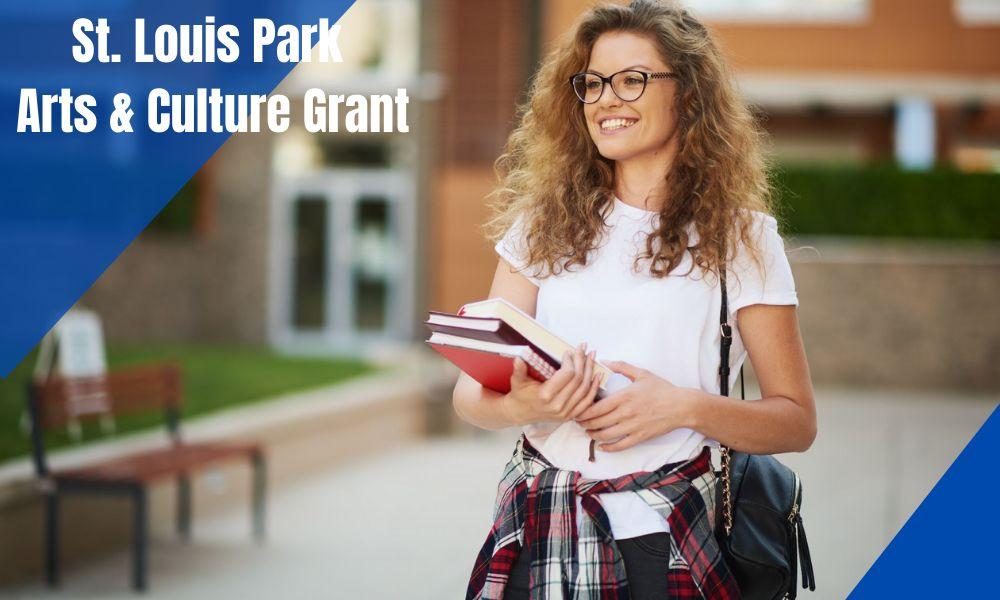 St. Louis Park Arts & Culture Grant