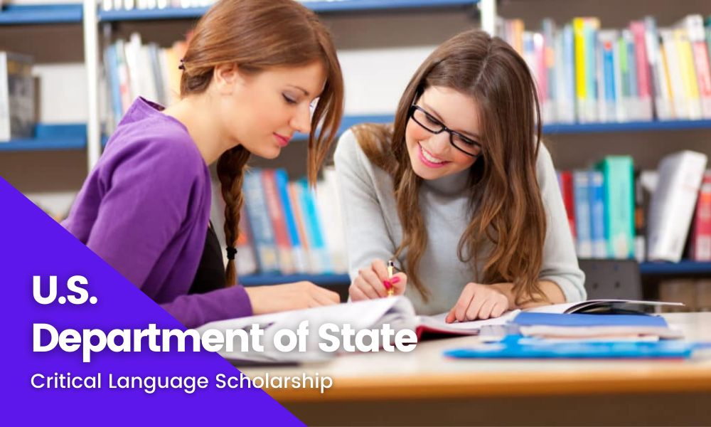 U.S. Department of State Critical Language Scholarship