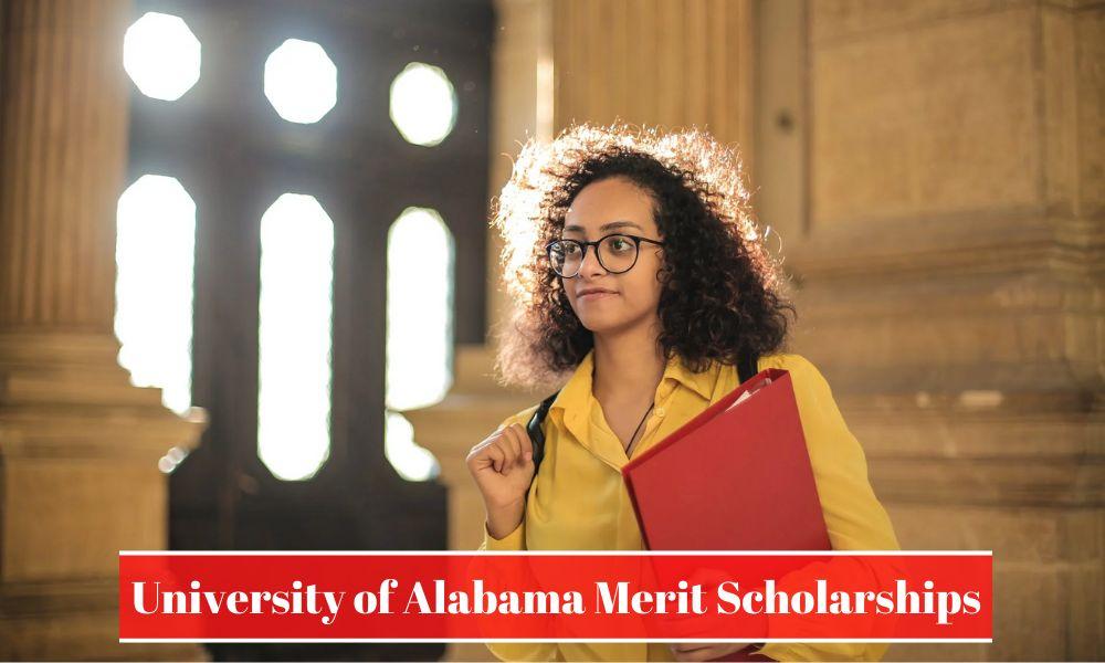 University of Alabama Merit Scholarships