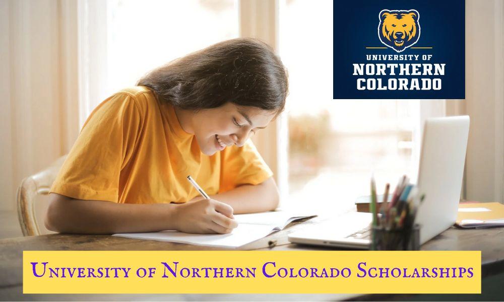 University of Northern Colorado Scholarships