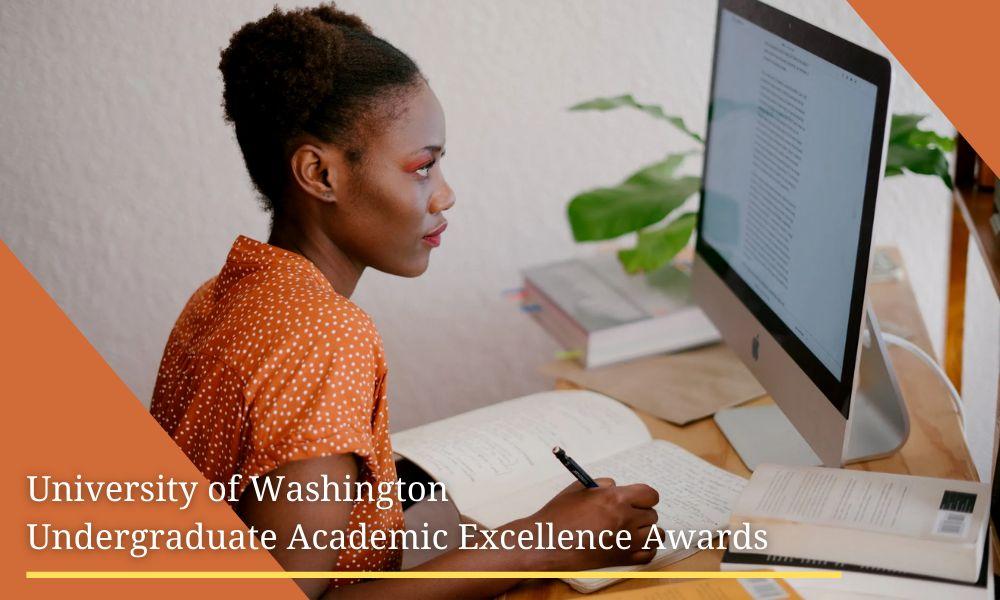 University of Washington Undergraduate Academic Excellence Awards