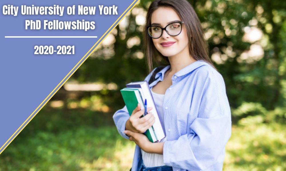 City University of New York PhD Fellowships in Applied History Public History