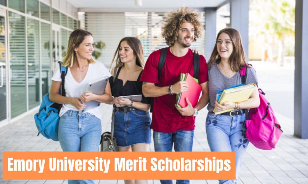 Emory University Merit Scholarships
