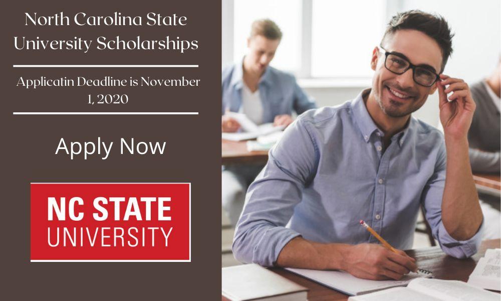 NC State University Scholarships
