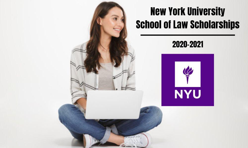 New York University School of Law Scholarships