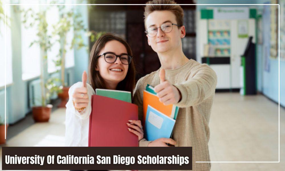 University Of California San Diego Scholarships