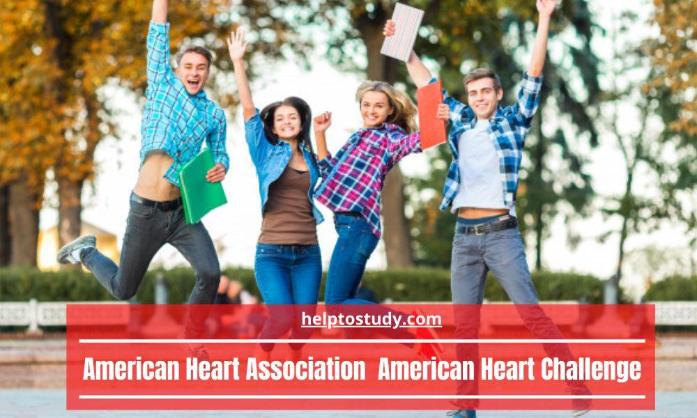 American Heart Association American Heart Challenge