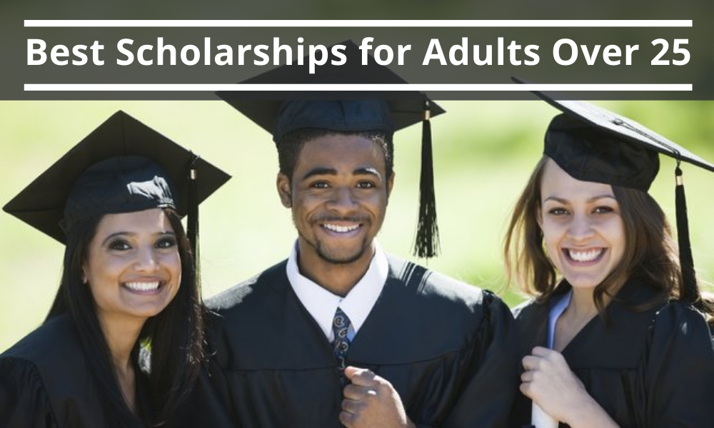 Scholarships for adults going to college