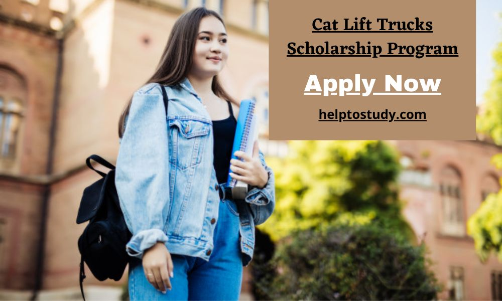 Cat Lift Trucks Scholarship