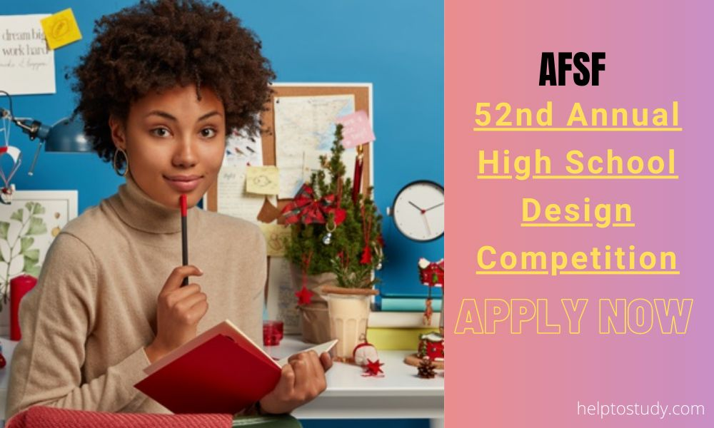 52nd Annual AFSF High School Design Competition