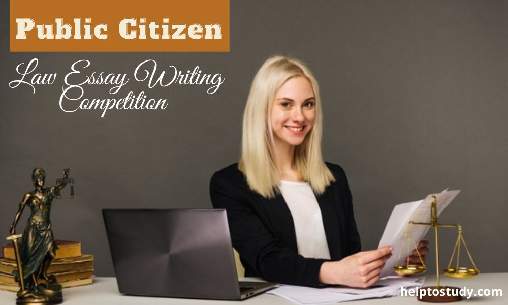 Law Essay Writing Competition 2021