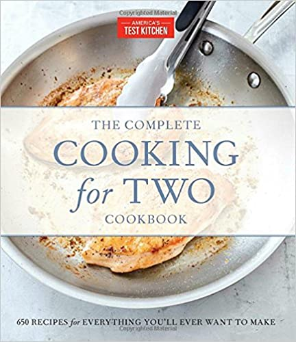 America's Test Kitchen – Cooking for Two