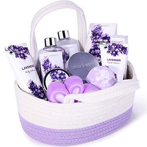 Bath & Body's 11-Piece Gift Basket for Women