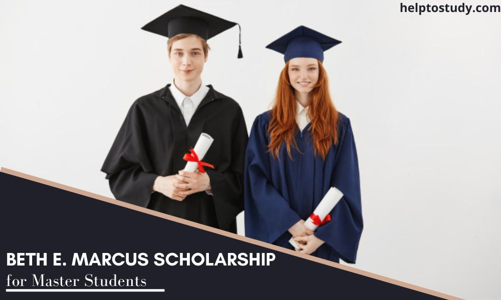 Beth E. Marcus Scholarship for Master Students