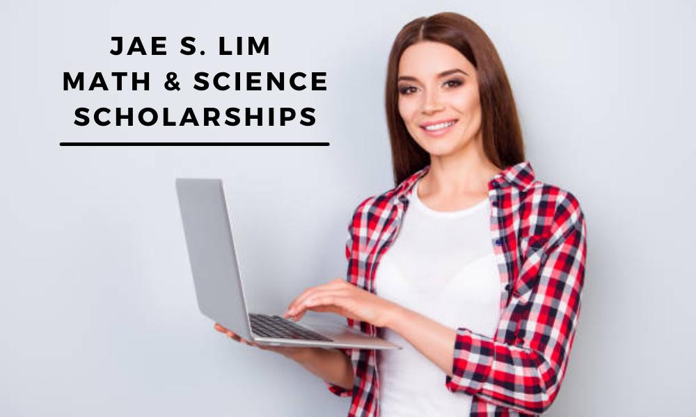 Jae S. Lim Math & Science Scholarships