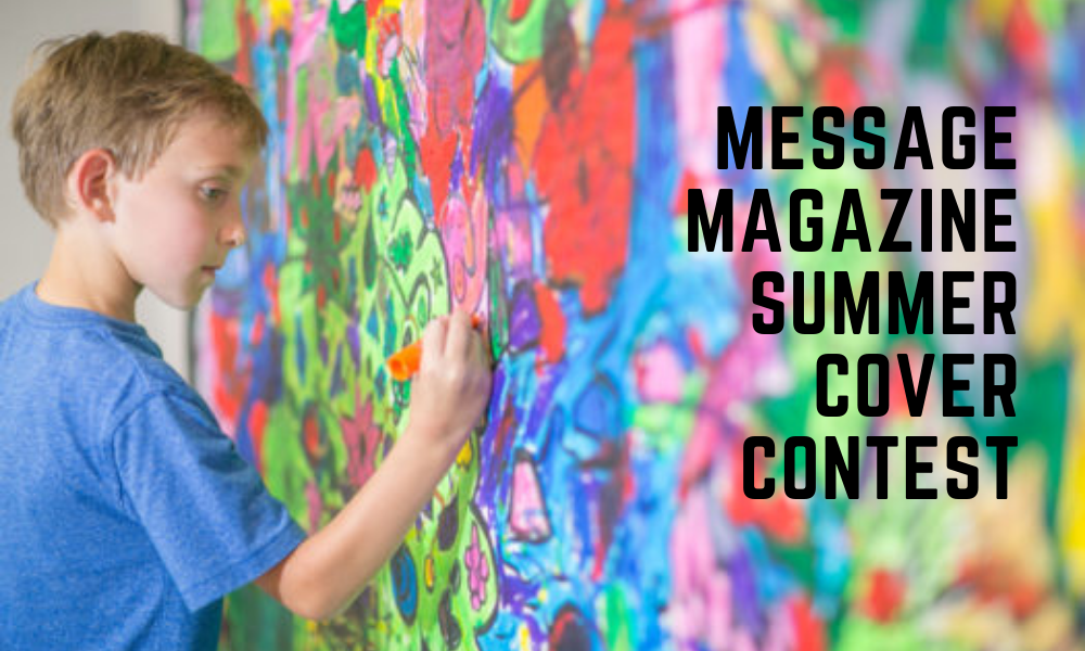 Message Magazine Summer Cover Contest