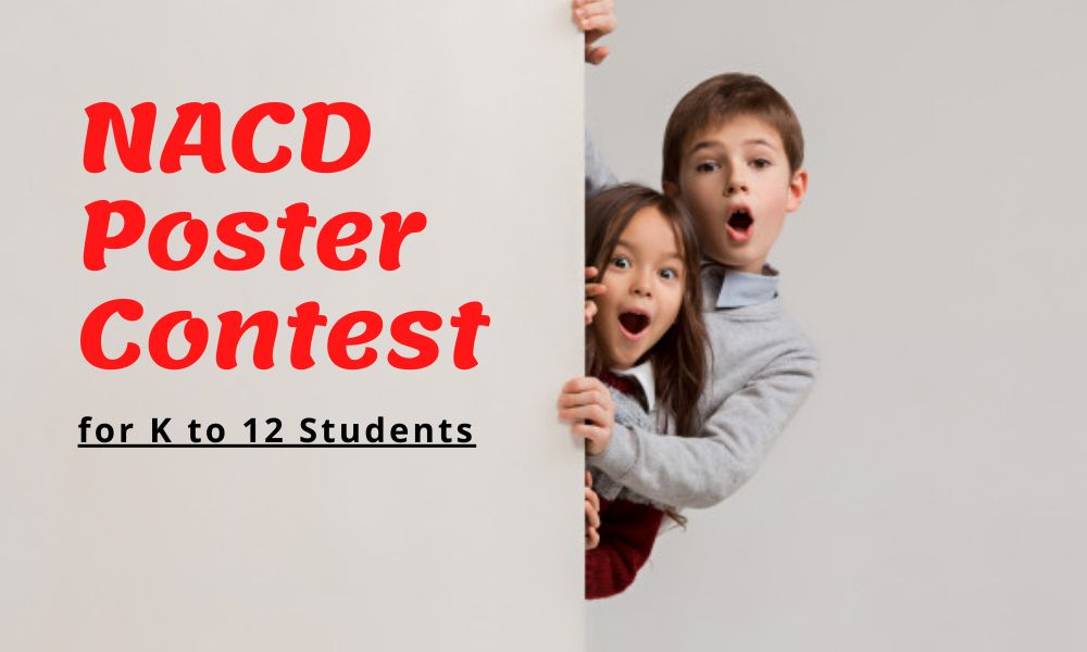 NACD Poster Contest for K to 12 Students