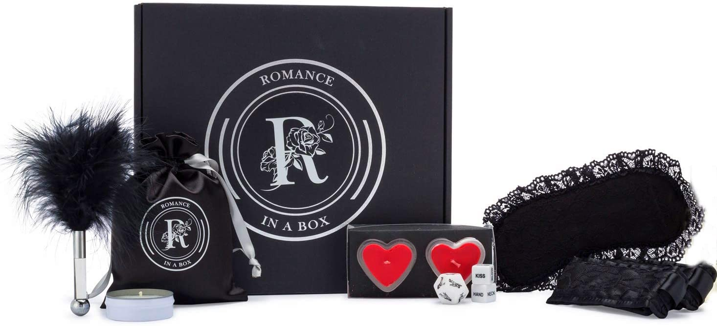 Naughty Romance In A Box Package