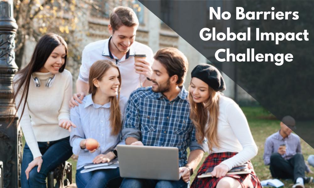 No Barriers Global Impact Challenge
