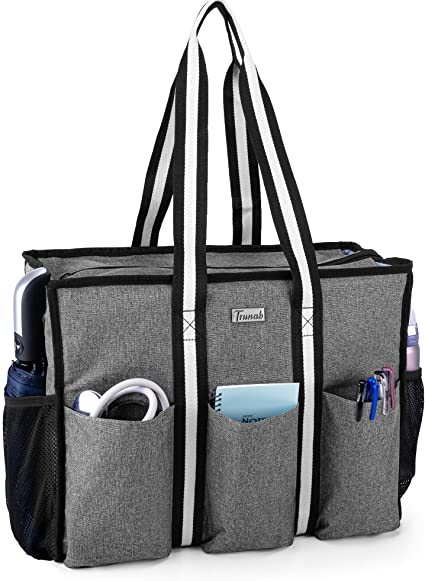 Nurse Tote Bag with Padded Laptop Sleeve