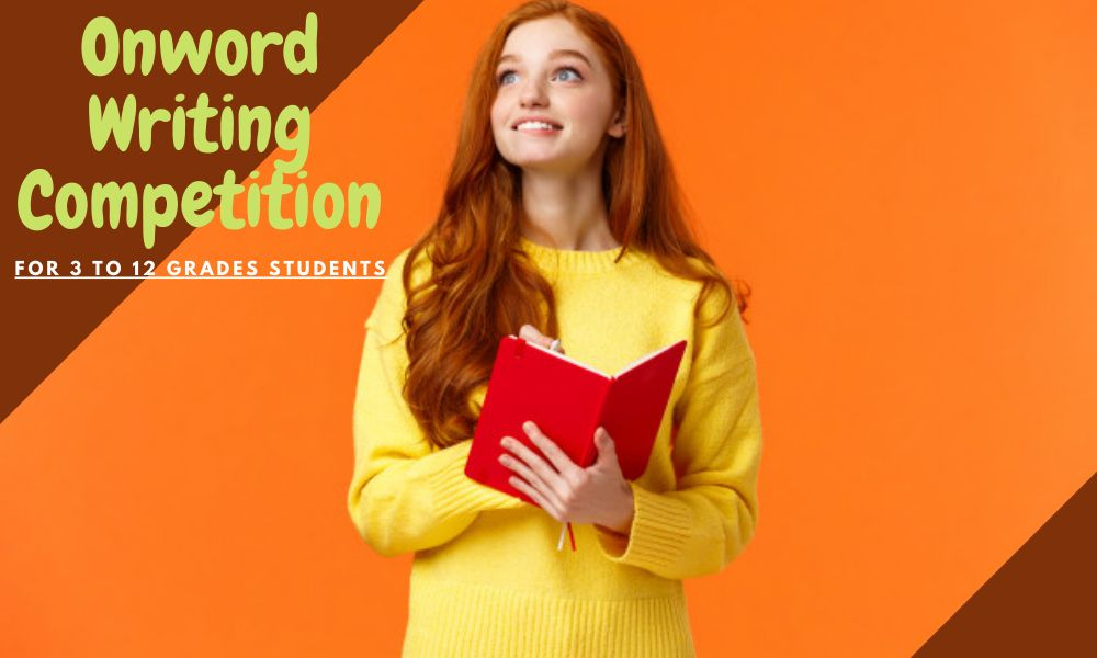 Onword Writing Competition for 3 to 12 Grades Students