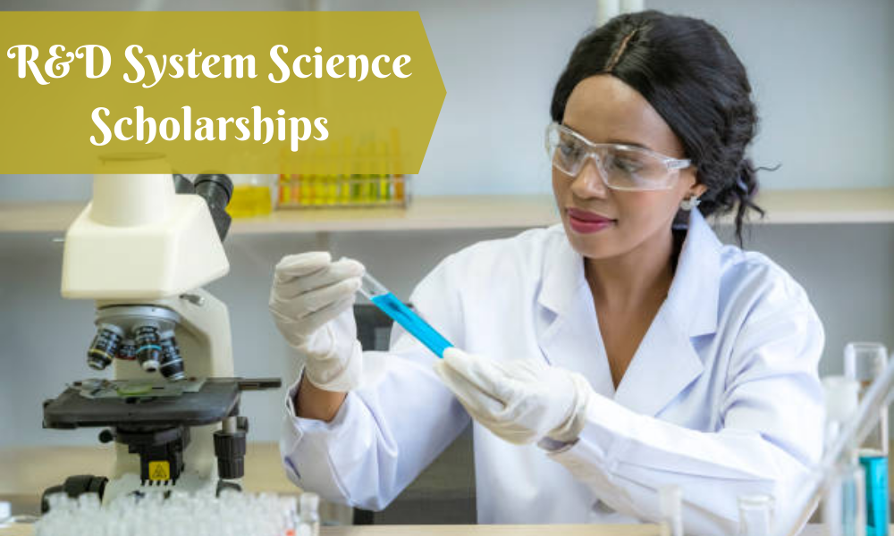 R&D System Science Scholarships