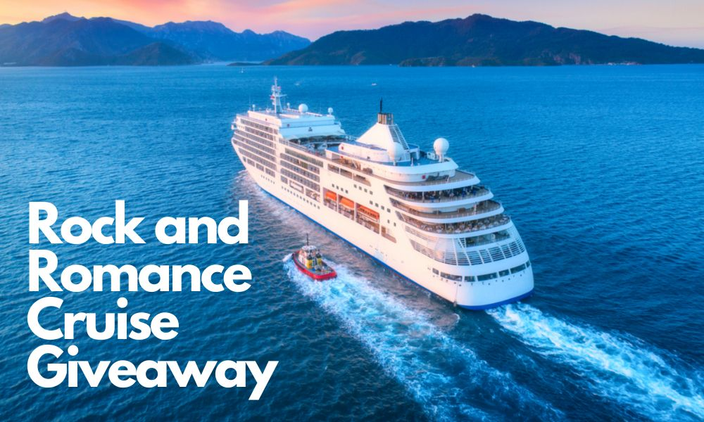Rock and Romance Cruise Giveaway 2022