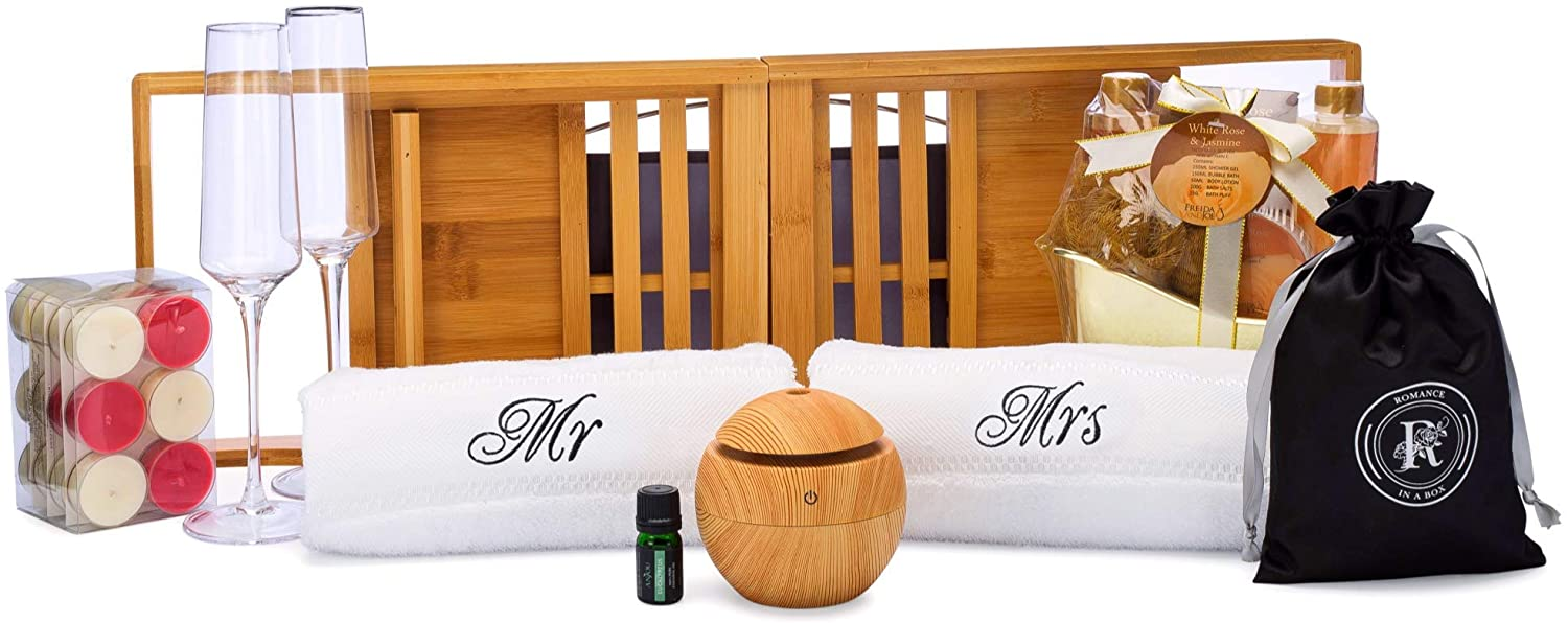 Romantic Spa Gift Package