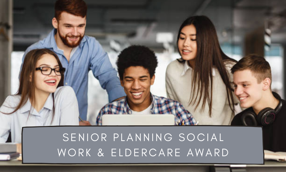 Senior Planning Social Work & Eldercare Award