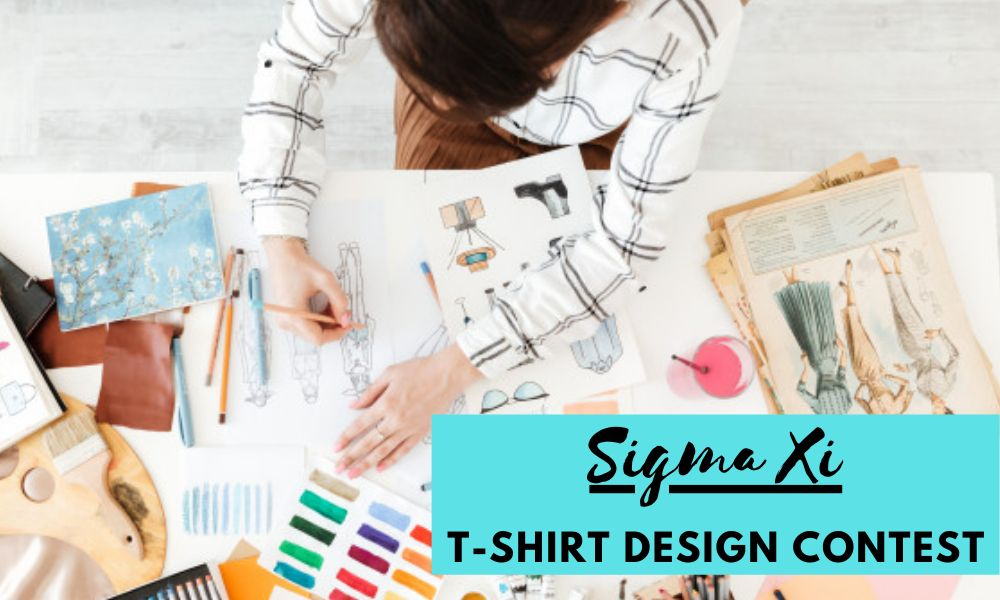 T-Shirt Design Contest for Domestic and International Students