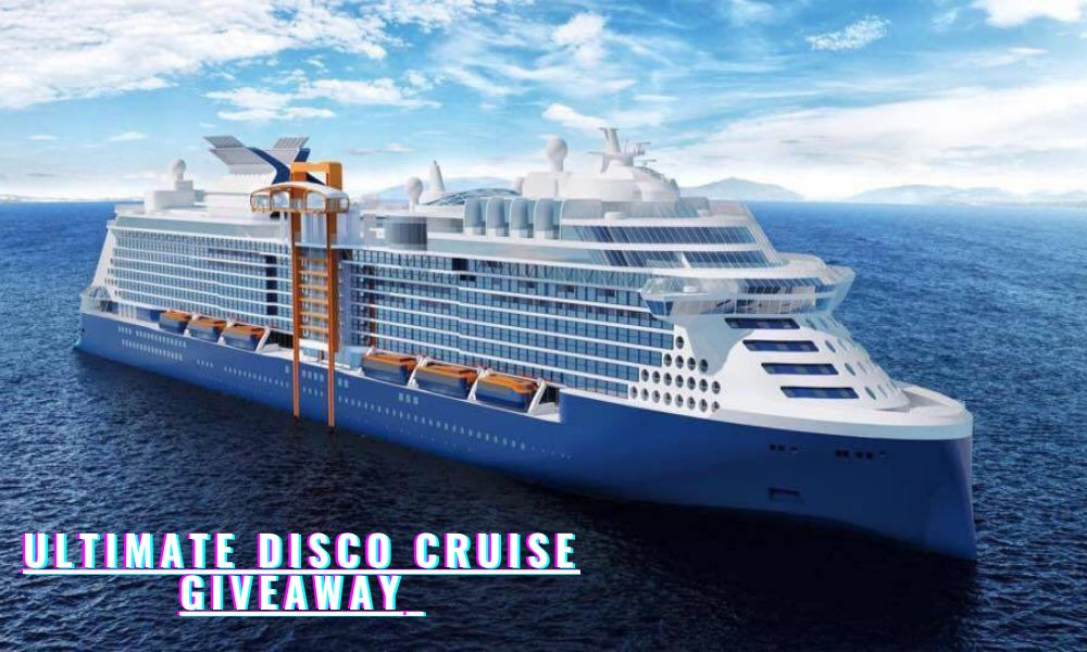 Ultimate Disco Cruise Giveaway 2022