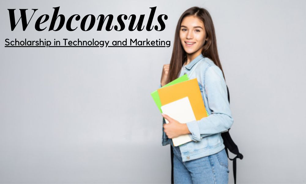 Webconsuls Scholarship in Technology and Marketing