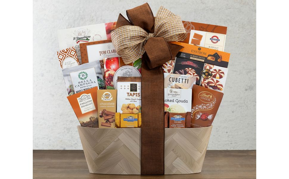 Wine Country's Gift Basket