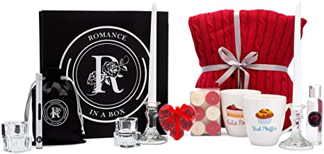 Winter Themed Romantic Care Package