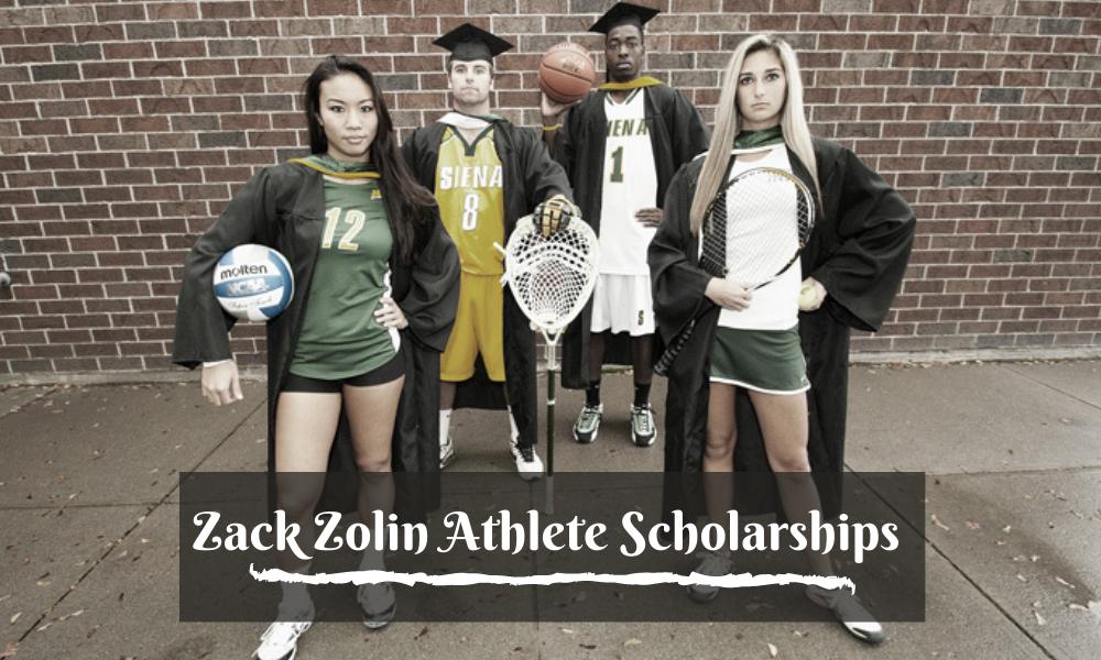 Zack Zolin Athlete Scholarships