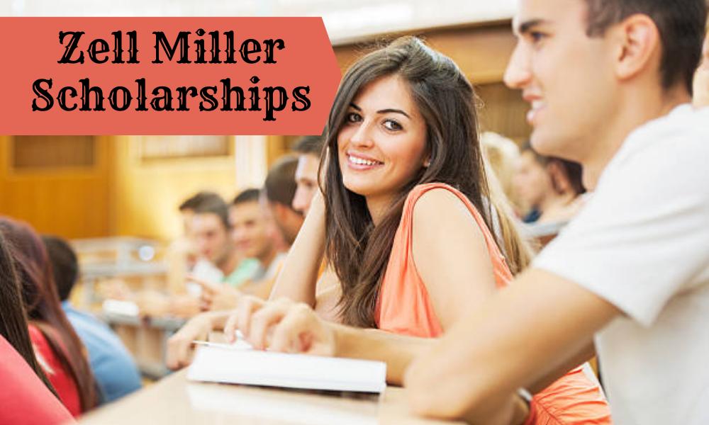 Zell Miller Scholarships