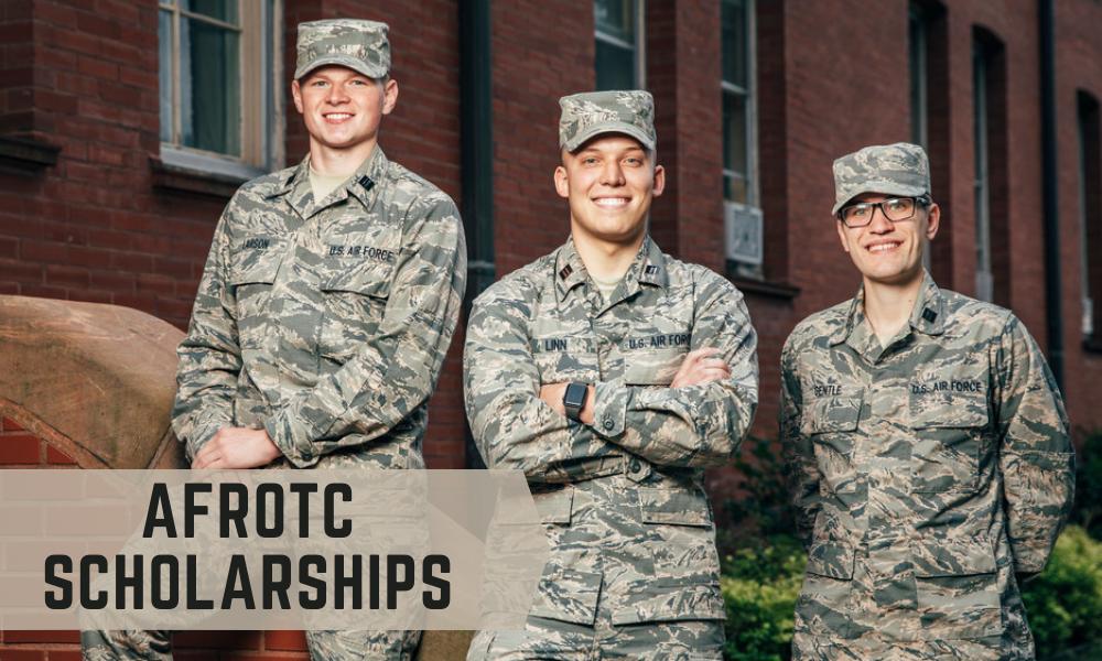 AFROTC Scholarships