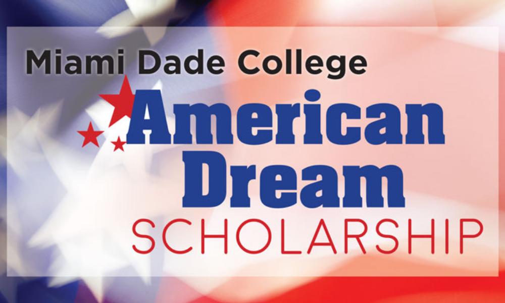 American Dream Scholarship