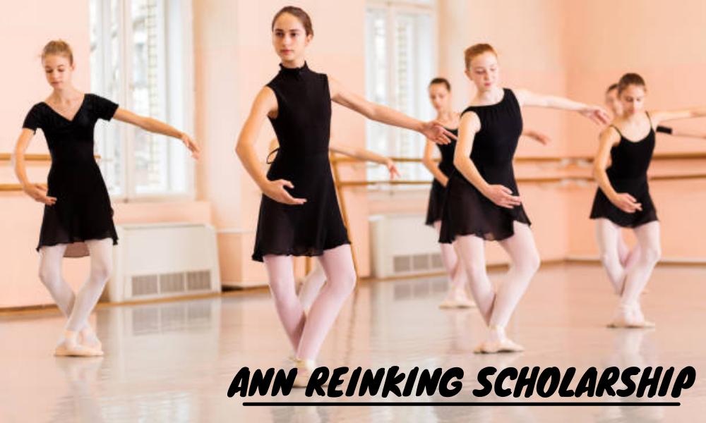Ann Reinking Scholarship