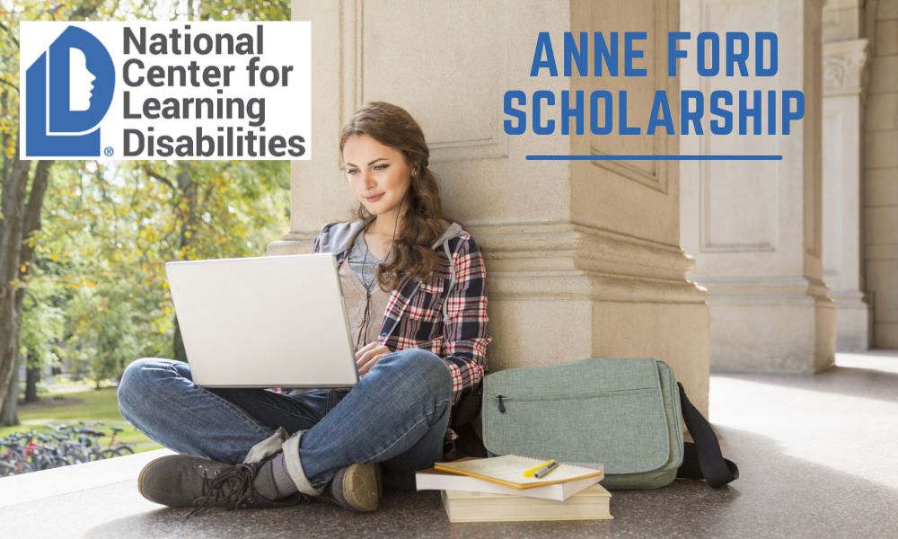 Anne Ford Scholarship