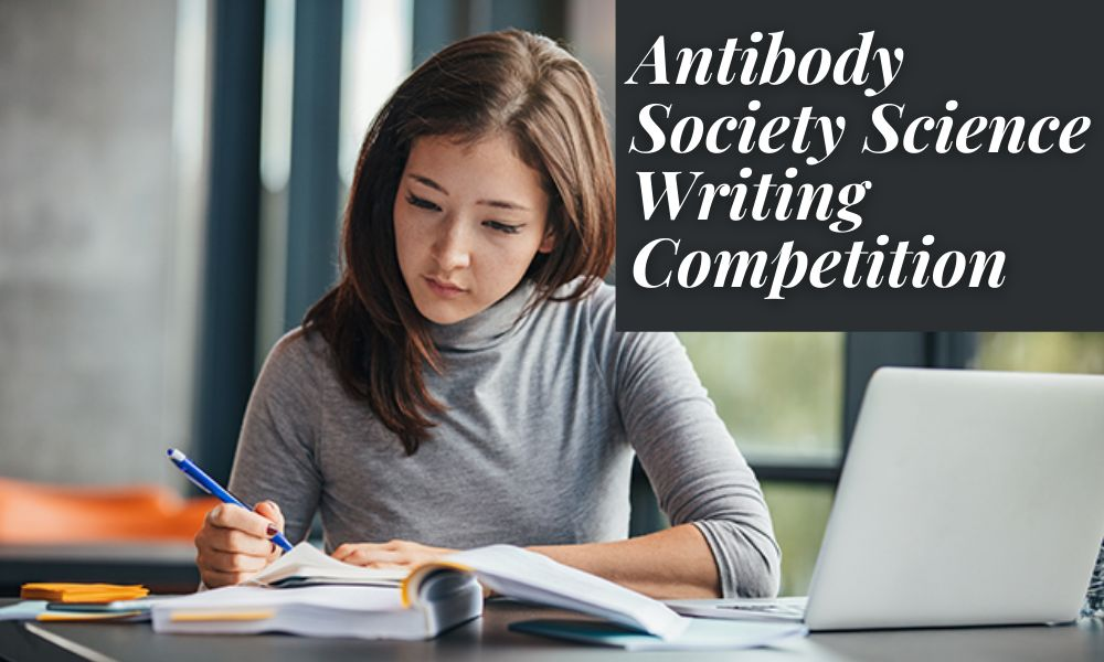 Antibody Society Science Writing Competition