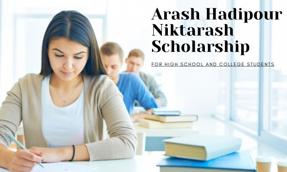 Arash Hadipour Niktarash Scholarship
