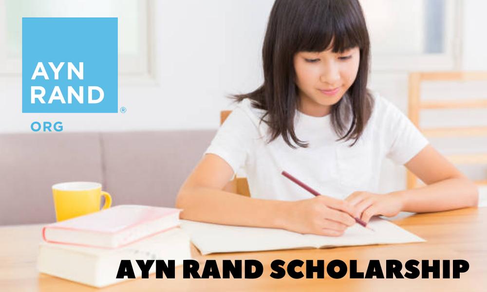 Ayn Rand Scholarship