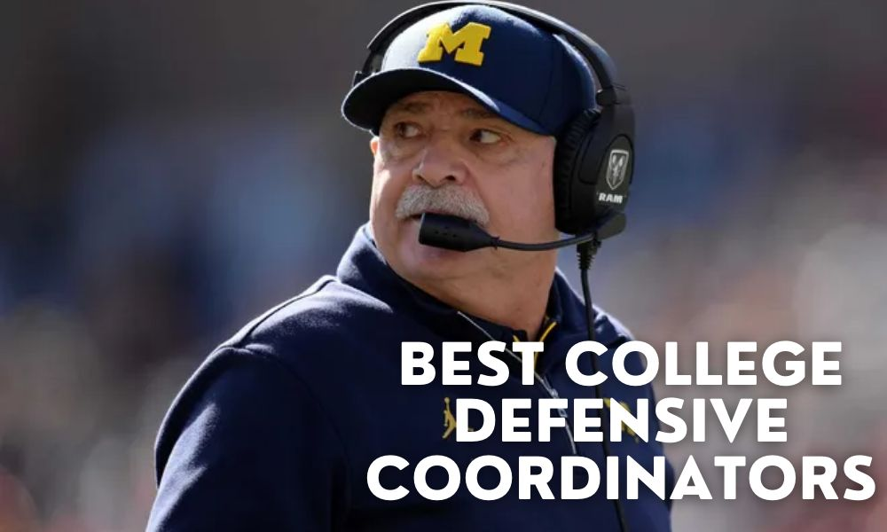 Best College Defensive Coordinators
