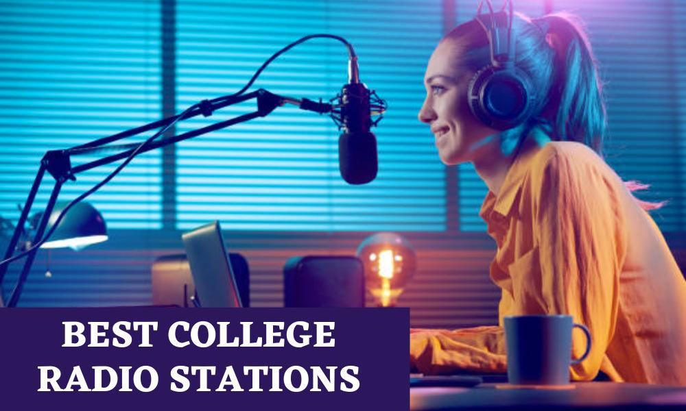 Best College Radio Stations