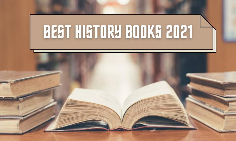 Best History Books 2021