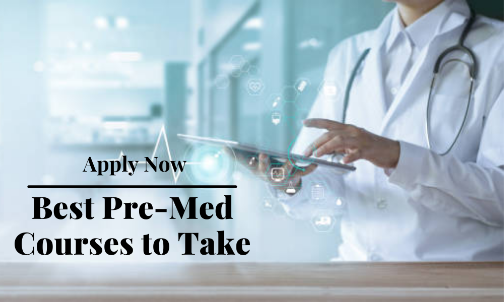 Best Pre-Med Courses to Take