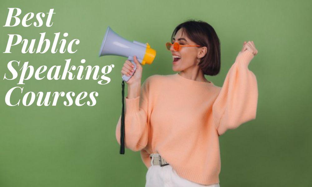 Best Public Speaking Courses