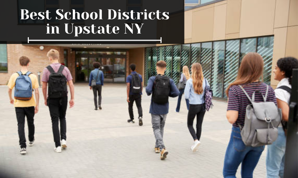 Best School Districts in Upstate NY
